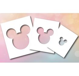 Szablon malarski Mickey