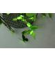 Lustrzane niebieskie motylki 3D