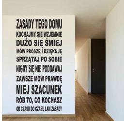 Zasady tego domu... NC23