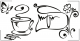 Coffee Espresso Latte NKU11