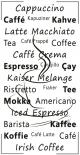 Cappucino caffee NKU32
