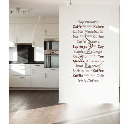 Napisy Cappucino caffee NKU33