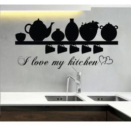I love my kitchen NKU83